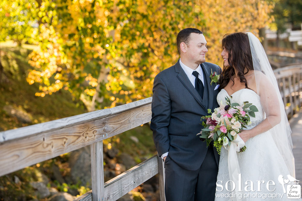Amy & James – Chase House at Mill Falls Wedding