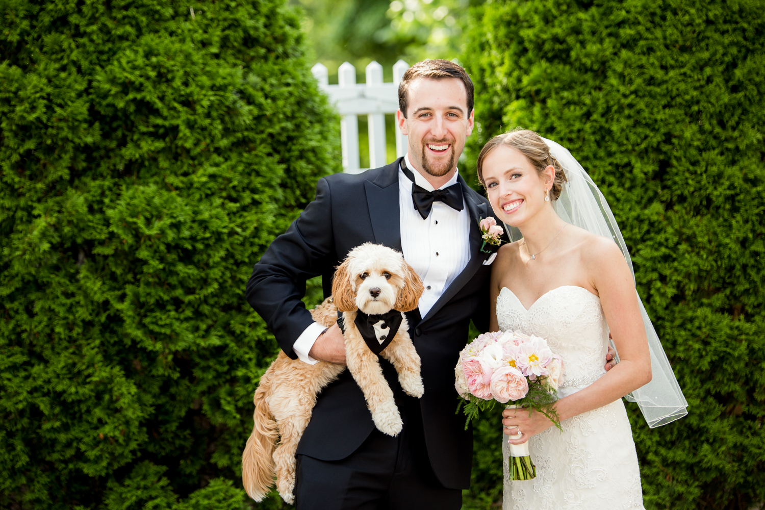 Becca & Jason - Topsfield Common 1854 Wedding