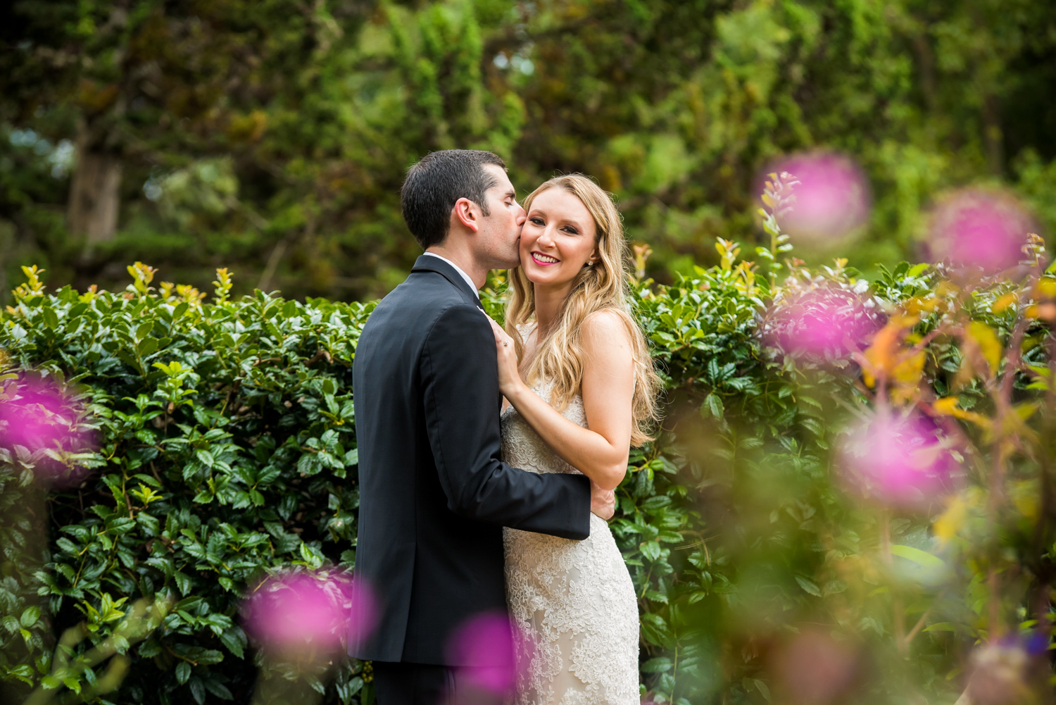 Kristen & Matthew - Atlanta Botanical Gardens Wedding