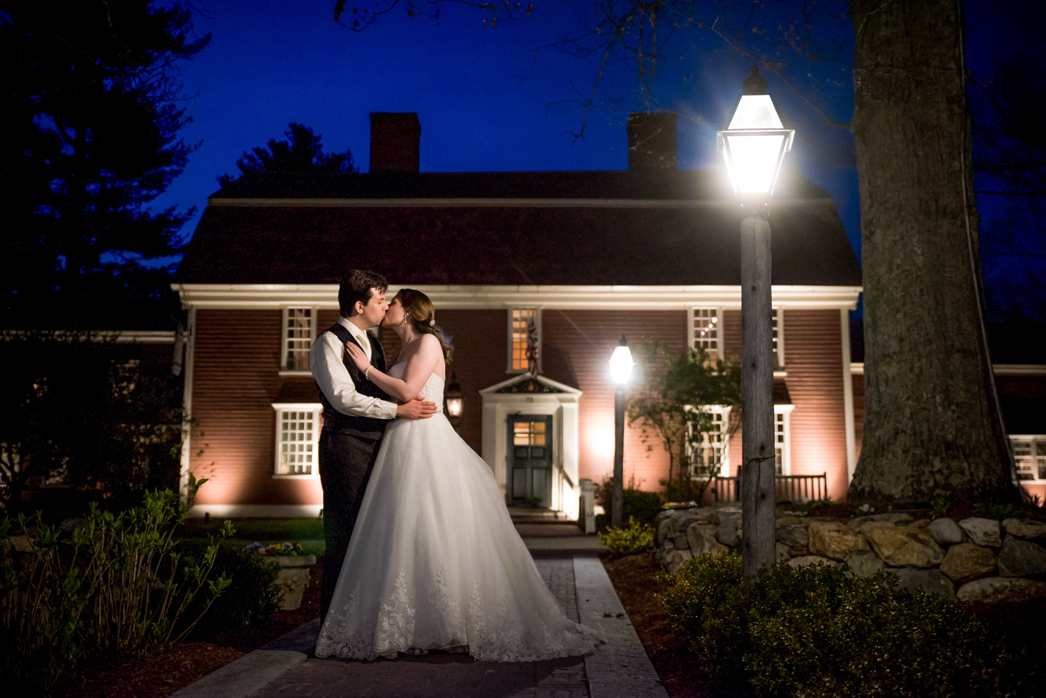 Leslie & Zachary - Wayside Inn Wedding
