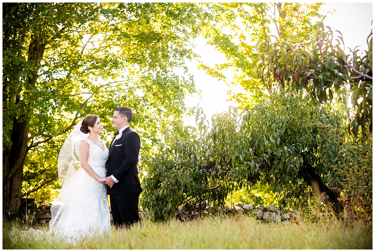 LeeAnn & Ryan – Brookstone Park Wedding