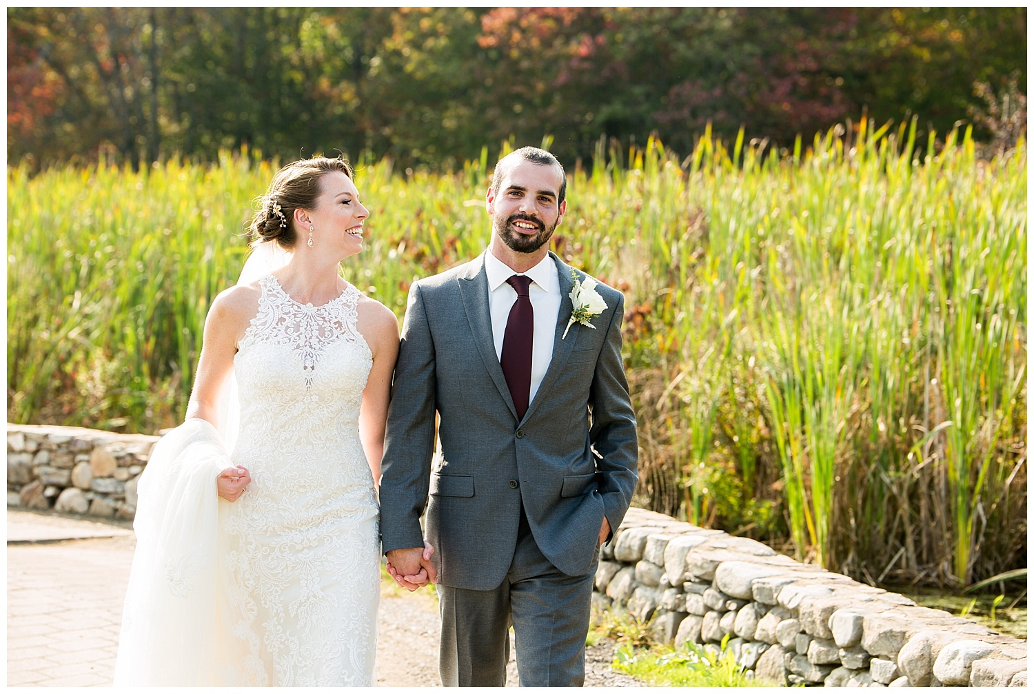 Lauren & Vinnie – Merrimack Valley Golf Club Wedding