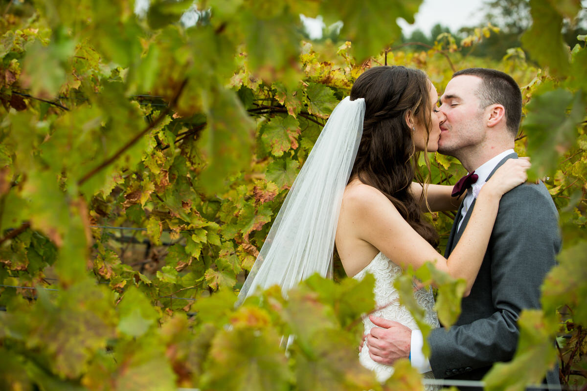 Jackie & Jon - Flag Hill Winery Wedding