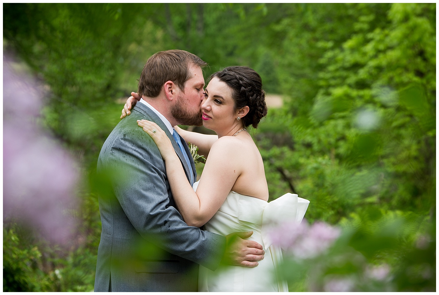 Kelly & Mike – Wentworth Inn Wedding