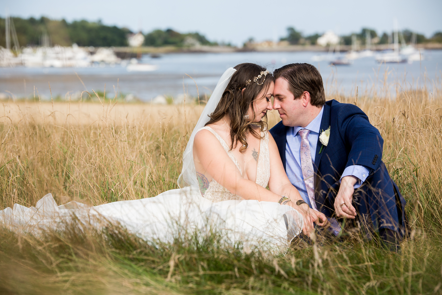 Nikki & Matt - Wentworth by the Sea Country Club Wedding