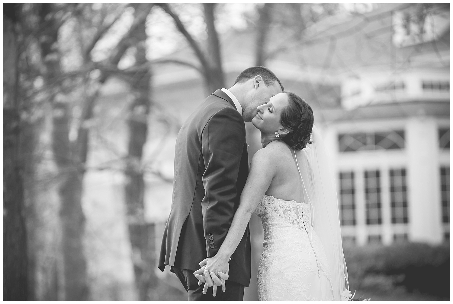 Amy & Greg – Tupper Manor Wedding