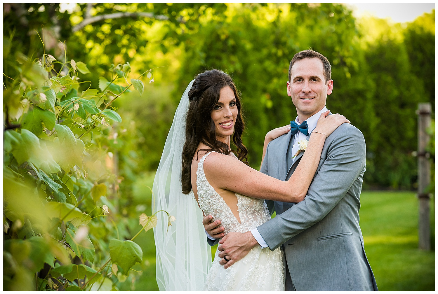 Erin & Joe – Birch Wood Vineyards Wedding