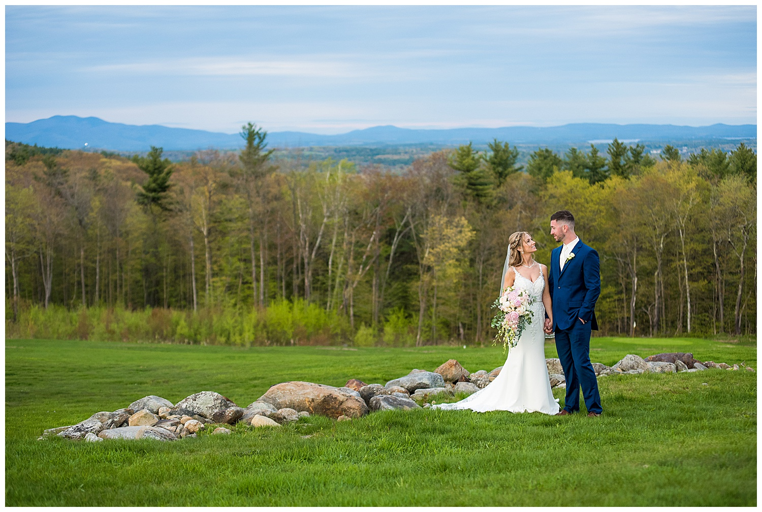 Jolene & Kevin – Steele Hill Resort Wedding