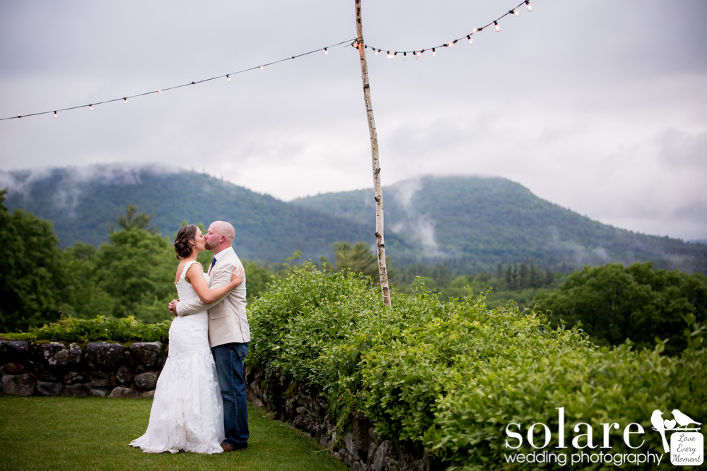 Holderness NH Private Estate wedding
