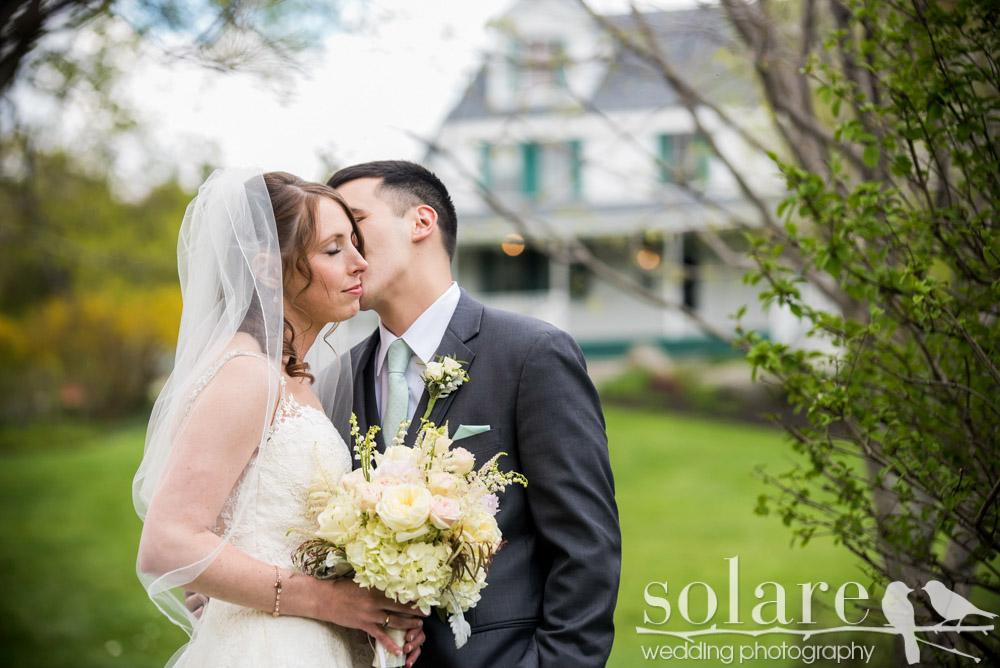 Christine & Mike – Harrington Farm Wedding