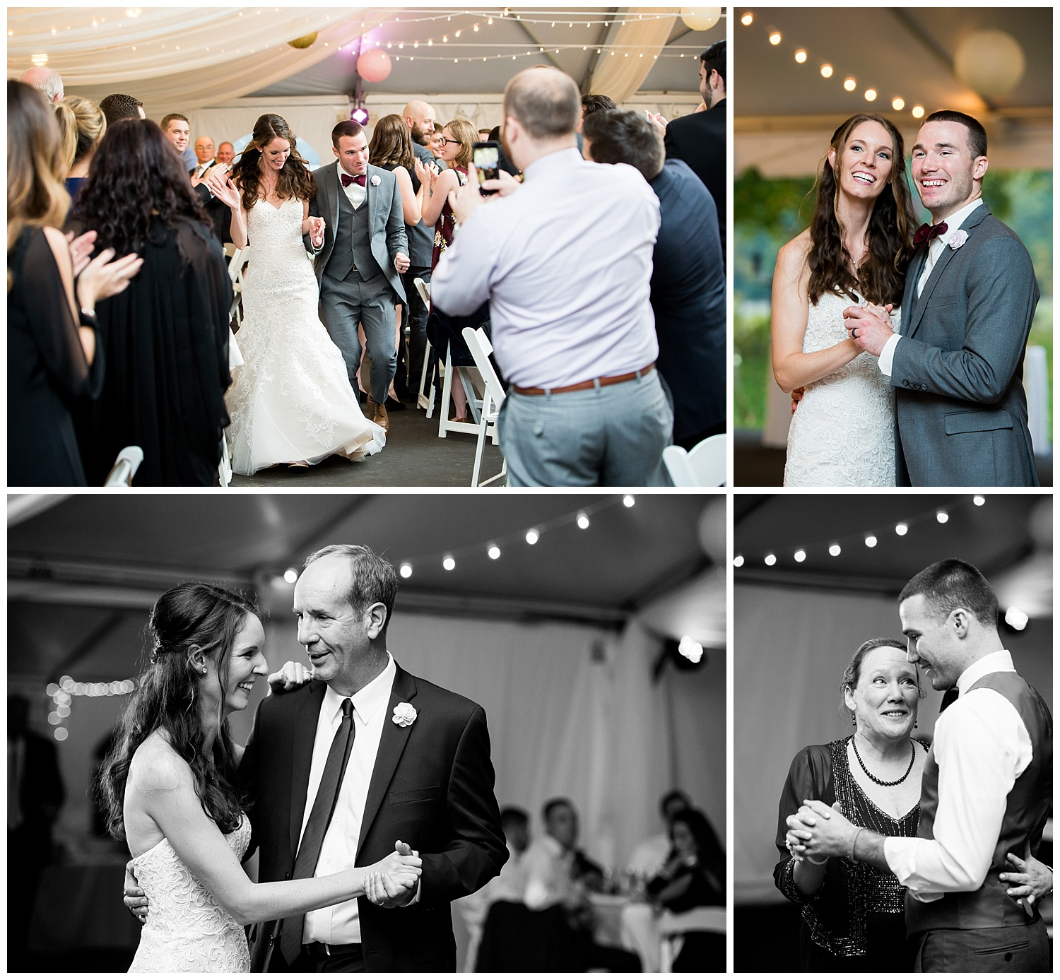 intros and first dance,social media,