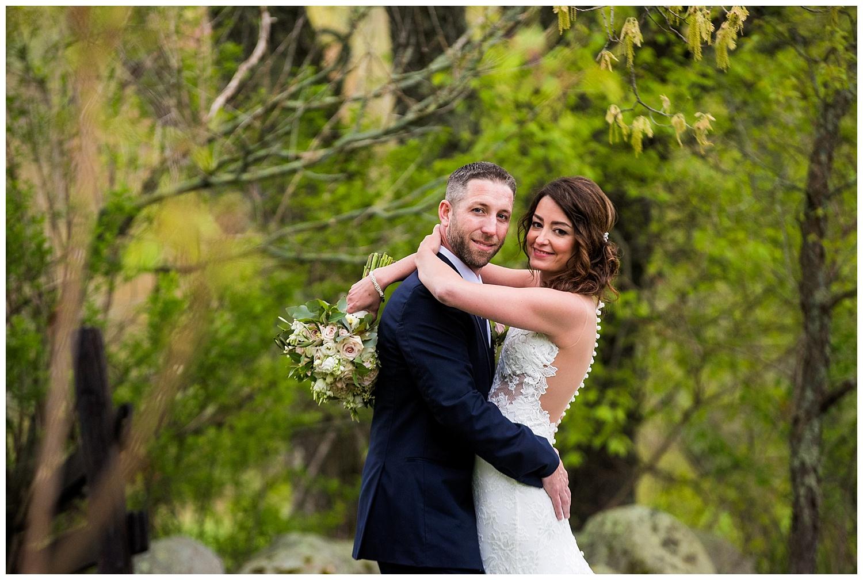 Jenna & Bill – Labelle Winery Wedding