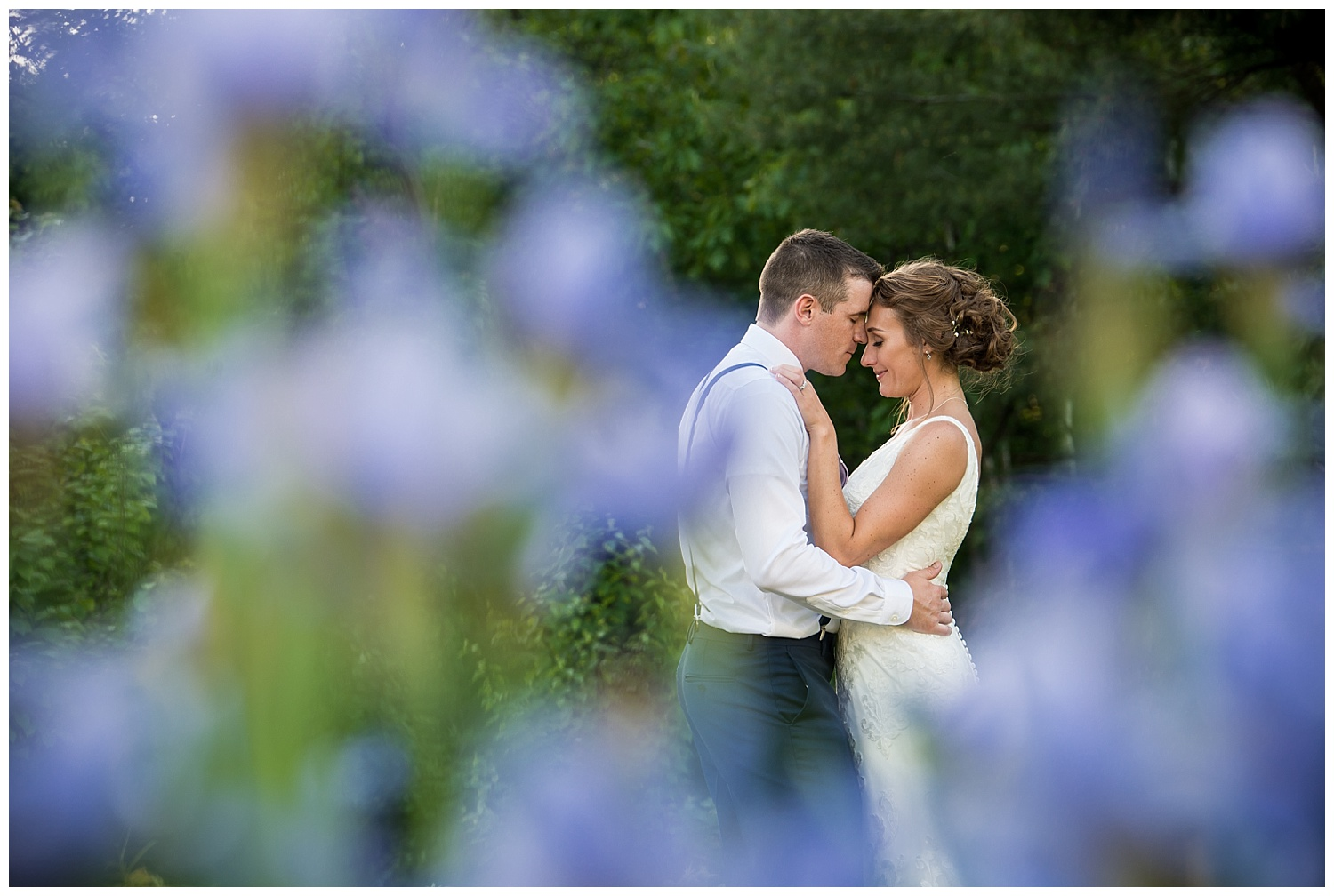 Lauren & Brent – Woodbound Inn Wedding