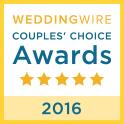 weddingwire award