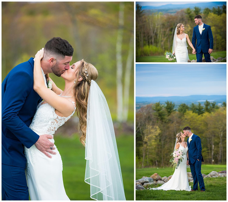 Steele Hill Resort Wedding