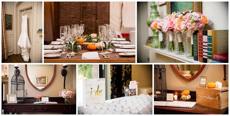 Moraine Farms Bridal Suite and Details
