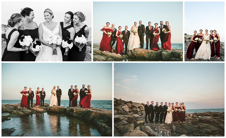 Abenaqui Country Club Rye NH Wedding Photography