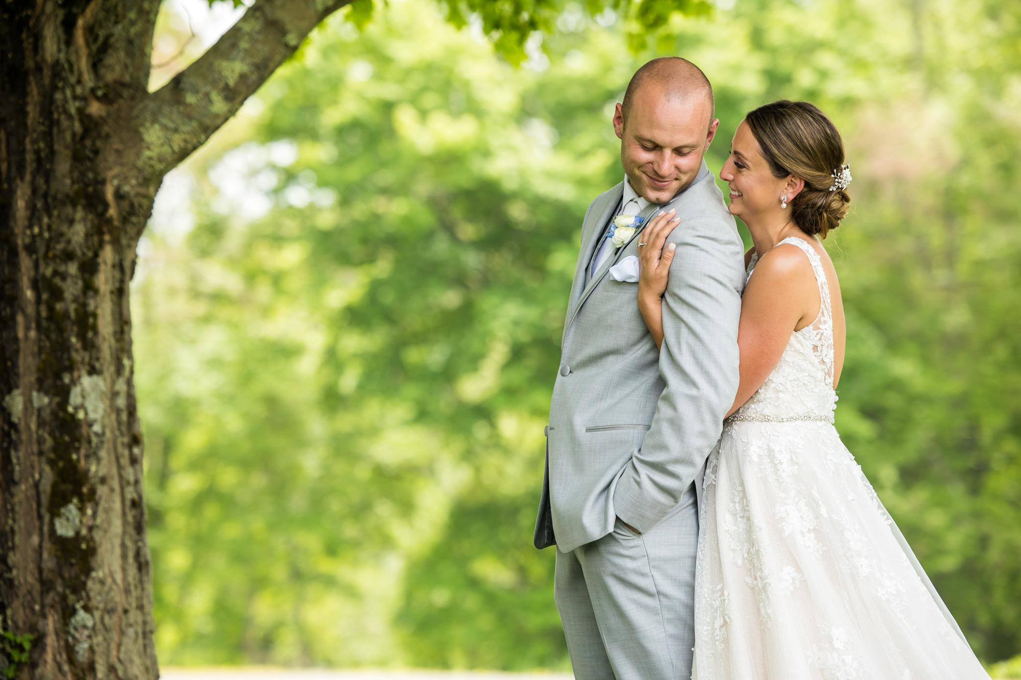 Jessica Ryan Backyard Wedding
